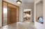Elegant Entry Way & Tile Flooring