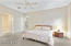 Master Bedroom with Exit to Pool & Spa
