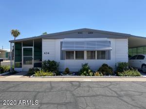 4065 E UNIVERSITY Drive, 434, Mesa, AZ 85205