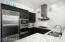 Your chefs kitchen with top of the line Wolf & Sub Zero appliances.