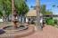 Community has multiple fountains, a covered picnic area and a putting green.