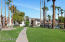 Unit is steps from Pool and grassy community area