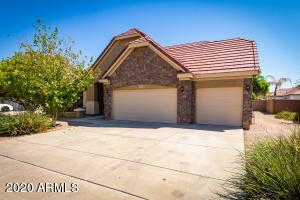 1163 S JESSE Place, Chandler, AZ 85286