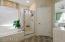 Master bathroom view b