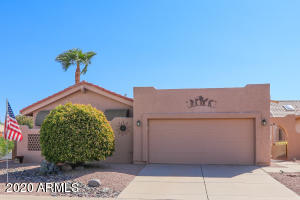 26625 S QUEEN PALM Court, Sun Lakes, AZ 85248