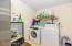 Large laundry/utility room