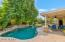 Gorgeous, newer pool with water feature!
