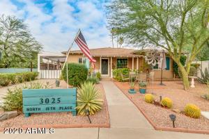 3025 N 15TH Place, Phoenix, AZ 85014