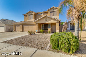 6602 W WEST WIND Drive, Glendale, AZ 85310