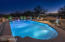 Large Diving Pool With Pebble Sheen