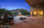 N/S Exposure so lots of shade on your patio! And you can enjoy sun in your pool, and sunset and mountain views!