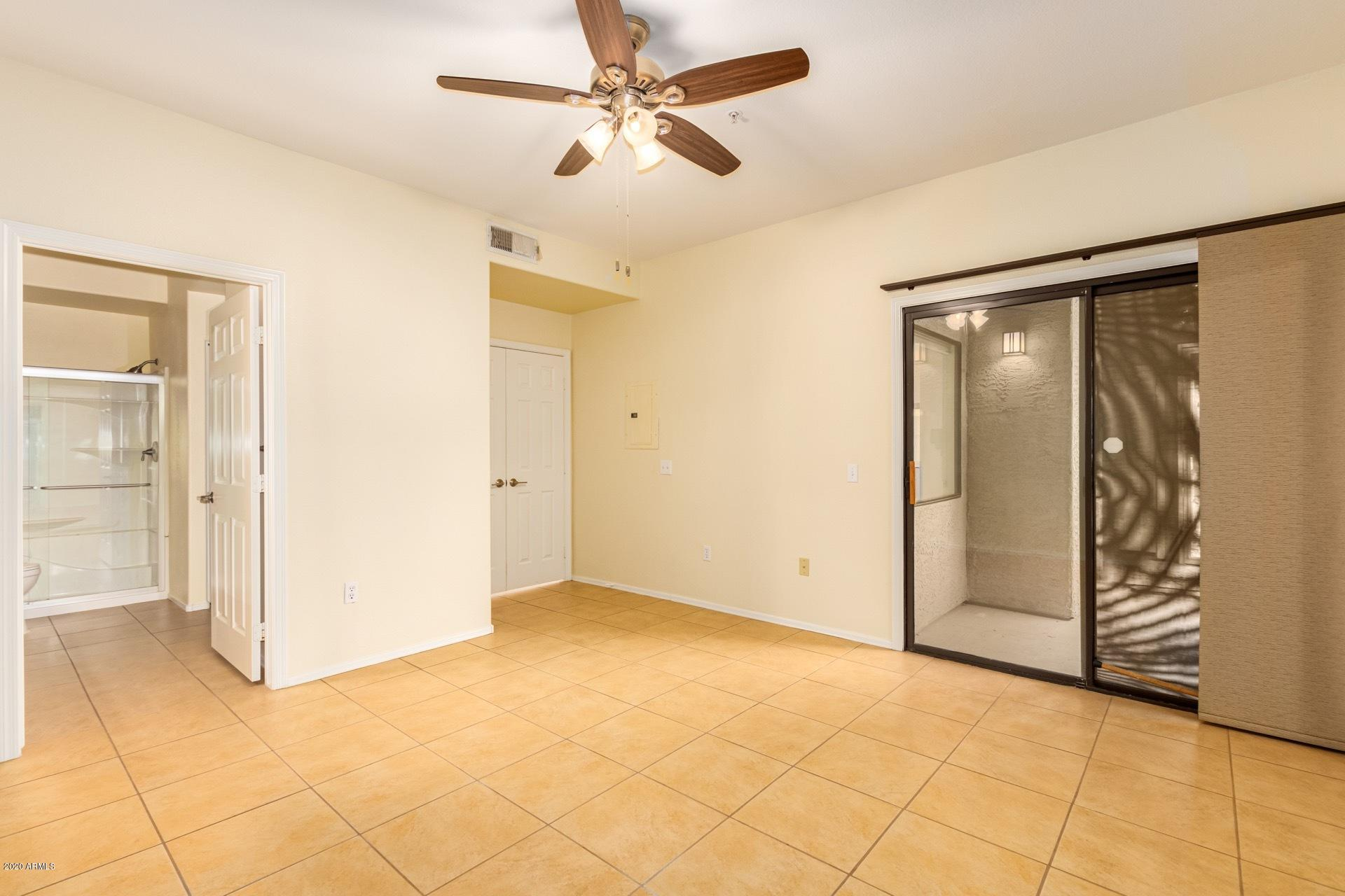 Photo #6: Step out to your patio from your bedroom