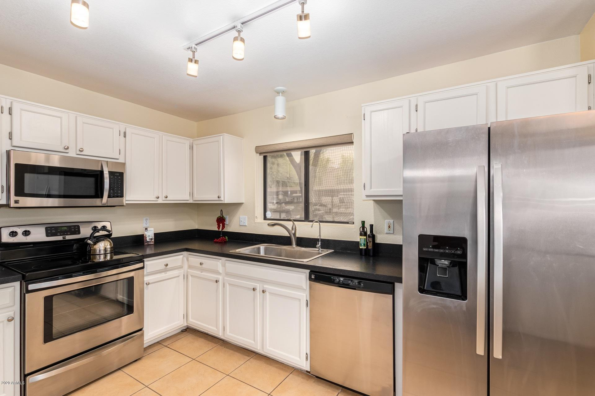 Photo #3: Stainless steel appliances