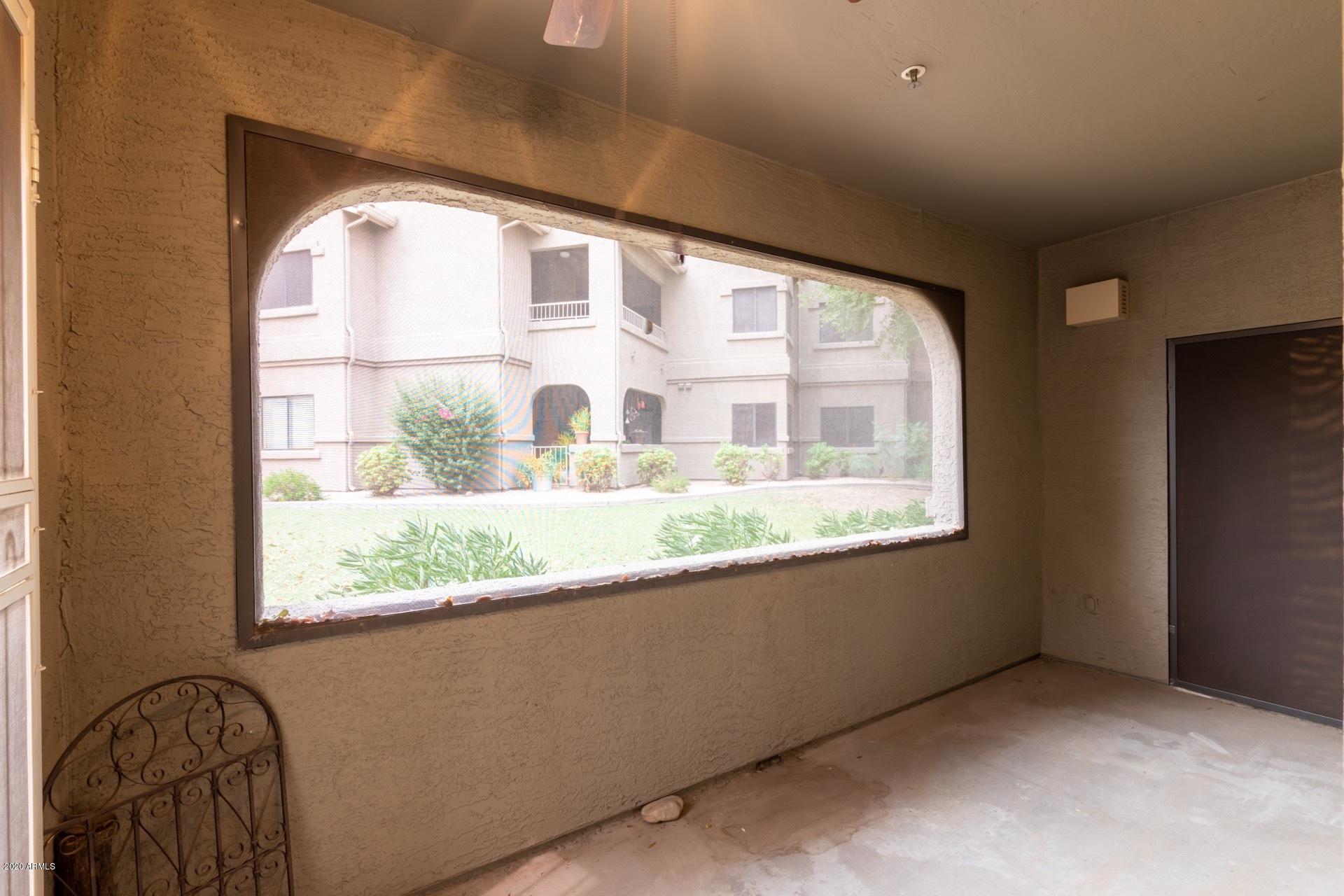 Photo #16: Large patio