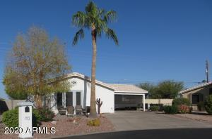 2101 S MERIDIAN Road, 110, Apache Junction, AZ 85120