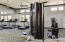 The Clubhouse gym facilities