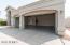 3 car garage w/epoxy floor flooring