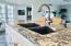 Granite Countertops and Updated Fixtures