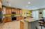 Large Kitchen w/ Eating Bar