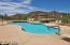 mountain side pool