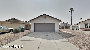 3631 W WAHALLA Lane, Glendale, AZ 85308