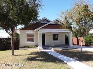 2518 N EDGEMERE Street, Phoenix, AZ 85006