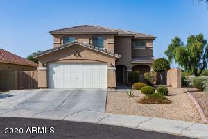 17126 W PORT ROYALE Lane, Surprise, AZ 85388