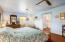 Split plan - master suite