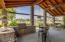 Amazing view. Outdoor kitchen includes fridge, grill, sink. Entertainers delight.