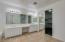 Dual sinks and vanity!