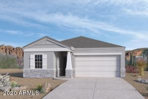 Picture is not of actual home; Actual home is under construction and of like exterior.