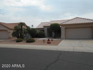 14617 W BLACK GOLD Lane, Sun City West, AZ 85375