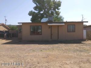 367 E BORRE Avenue, Coolidge, AZ 85128
