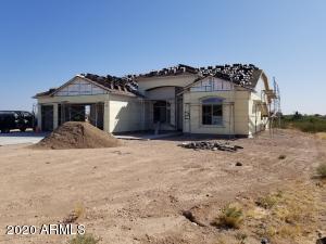 1.63 Acres, actual home under construction, est completion 08-2020