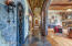 Tuscan wall finishes abound