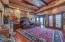 Split Floor plan...Master Bedroom