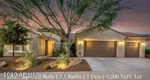 27138 W BEHREND Drive, Buckeye, AZ 85396