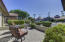Paver front patio