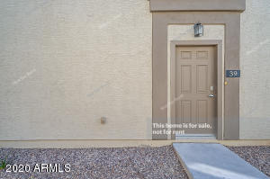 2727 N PRICE Road, 39, Chandler, AZ 85224