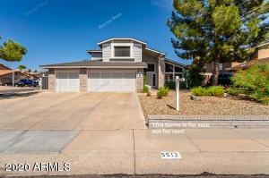 5512 W CHRISTY Drive, Glendale, AZ 85304