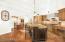 Virtually Painted Kitchen Island