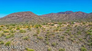 7+ Acres with stunning 360 degree views!