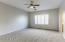 Huge downstairs master bedroom w/ensuite bath