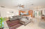 Casita - Living Room / Kitchen