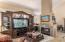 Nice sized family room