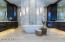 Master bathroom completely remodeled in 2017