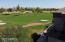 views from the back deck across the Gainey Ranch golf course