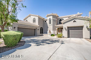 4702 S PABLO PASS Court, Gilbert, AZ 85297