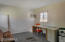 Inside studio/workspace - 2 windows
