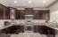 Granite Countertops & Kitchen Island Provide Lots of Space